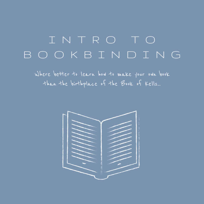 Intro to bookbinding icon