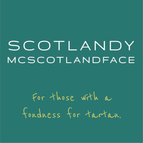 Scotlandy McScotlandface